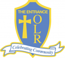 Our Lady of the Rosary - The Entrance